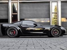Corvette C6 Z06 by Carlex Design| I keep going back to this beauty