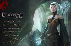 Solona Amnell and Daylen Amnell (Humans) or Neria Surana and Alim Surana (Elves) - Circle Mage Origins
