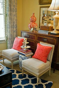 styling ideas for tables, chests and consoles | laurel home blog