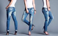 TIFFOSI – Boyfriend Fit - Jeans - Mulher