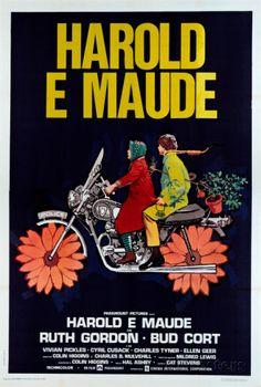 Harold and Maude - Italian Style Poster