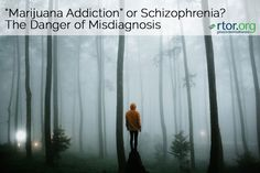 When diagnosing #schizophrenia, one of the tasks of the healthcare professional is to eliminate potential other causes, including substance use. #addiction #mentalhealth Learn more at: