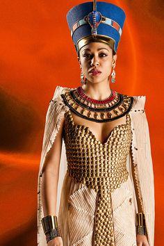 Ancient Egypt Clothing | Hello, I'm the Doctor: September 2012