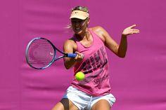 Maria Sharapova Photo - Olympics - Previews - Day - 1