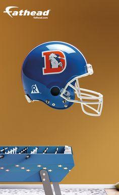 Denver Broncos Fathead Wall Decals   More  3e4053ce4