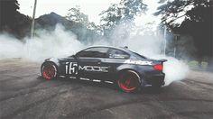 #Drift #LibertyWalk #BMW #M3 Goin Hard!!!. SMOKINNNNN <3!!!... Burn baby burn (BBB) ? - Giorgi - Google+