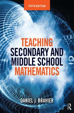 #newbook: Teaching Secondary and Middle School Mathematics./ Daniel J ...  http://solo.bodleian.ox.ac.uk/OXVU1:oxfaleph020541337