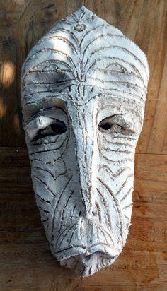 """Morogoro"" - fired clay, 2008."