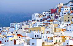 It's crazy to say that I have been here. Tangier.