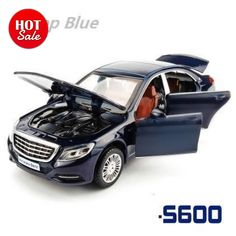 NEW 1:24 Alloy Car Model Mini Simulation Phantom Diecast Car Model Toy Xmas Gift