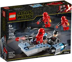 LEGO Star Wars 75208 Yoda/'s Hut Brand New Sealed FREE SHIPPING Hard to Find Luke