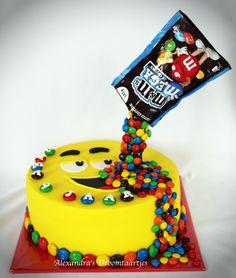 m%26m cake