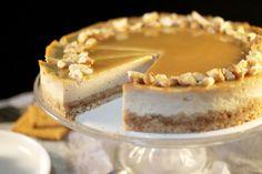 Chloé Délice: Cheesecake aux petits-beurre & caramel beurre salé...