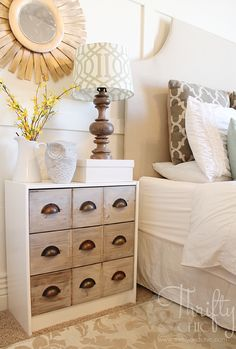 Ohoh Blog - diy and crafts: DIY Monday # Nightstands