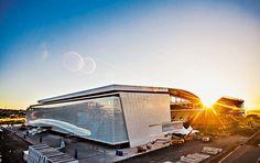 Sport Club Corinthians Paulista - Fotos da Arena Corinthians
