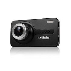 """KDLINKS® X1 Full-HD 1920*1080 165° Wide Angle Car Dashboard Camcorder with GPS, G-Sensor, WDR Superior Quality Night Mode, 6-Glass Lens, 2.7"""" Screen, Media Player of Route Tracking & Google Map, 8GB Micro SD included  Get this product today at dashcammarket.com"""