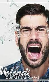 Resultado de imagen de melendi quitate las gafas