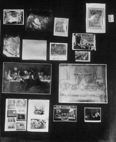Mnemosyne Atlas: 画像
