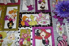 Tea Time Fabric! This Designer Fabric is SEW fun to get creative with and make a very nice project! Happy Sewing!
