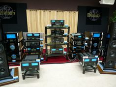 Mcintosh... Some of the best styled audio kit, period.