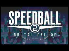 Speedball 2 on Amiga. I played this on PC too, but of course: the sound was best on the Amiga.