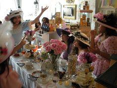 Dollhouse Tea Party  http://veronicasdollhouse.bigcartel.com/services-at-veronica-s-dollhouse