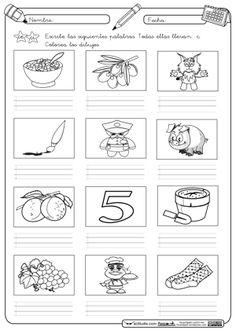 Escritura y Autodictado CE CI Montessori