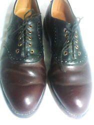 Johnston & Murphy Waterproof Golf Shoes Size 10.5 M