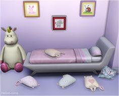 Helen-sims: TS4 Pillow-Cat