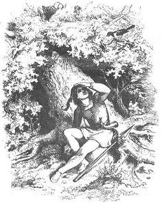 Grimm tale: The Singing Bone