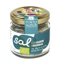 Sal con sabor a Hierbas. Salt Flakes with Herbs.  #sof #comidaespañola #españa #galicia #sal #algas #hierbas #ecologico #eco #spanishfood #spain #salt #herbs #organic #bio #gourmet #delicatessen #yummy #food  #instafood #instagood   Spanish Food    Comida Española