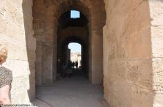 L'amphitheatre d'El-jem,voyage en tunisie pas cher,mahdia