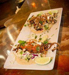 Tacos #TacoBar #SantaMaria #California #MexicanFood Only at Pasion Comida Mexicana. Eat with passion.