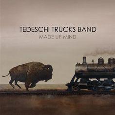 album cover art: tedeschi trucks band - made up mind Tedeschi Trucks Band, Jazz Blues, Blues Music, Vinyl Music, Lp Vinyl, Vinyl Art, Jazz Music, Folk Music, Derek Trucks