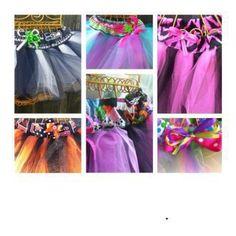 Fabric Waistband Tutu Newborn to 14 | YouCanMakeThis.com