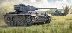 Ww2 Panzer, Military Art, Military History, Tank Wallpaper, Military Drawings, Tank Armor, Ww2 Pictures, Ww2 Tanks, Germany