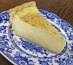 Egg Custard Pie recipe from Moody;s Diner in Maine but this is a traditional British Pudding too - from Food for a Hungry Soul