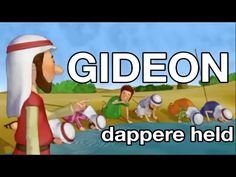 Gideon dappere held (met tekst) - Elly Zuiderveld - YouTube