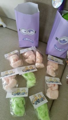 Minion Party, Ted Baker, Minions, Tote Bag, Bags, Handbags, Carry Bag, Dime Bags, Tote Bags