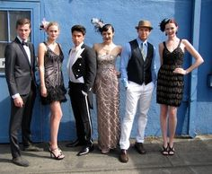 Gatsby outfit