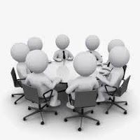 Reflexões e Textos sobre o Mundo Corporativo: Reuniões Produtivas dependem dos Líderes