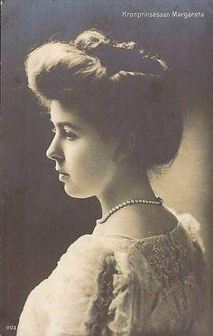 Kronprinzessin Margareta von Schweden , Crown Princess of Sweden nee Princess of Connaught 1882 – 1920   Flickr - Photo Sharing!