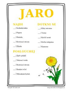 Jaro - najdi, dotkni se, poslouchej Funny Pictures For Kids, Funny Quotes For Kids, Jokes For Kids, Annoying Kids, Chalkboard Art Quotes, Kids Workshop, Kindergarten, Environmental Education, Spring Activities