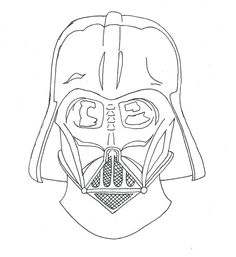 Darth Maul Star Wars Free Coloring Pages DIY and crafts