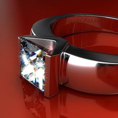 killer mens diamond ring...love it so much