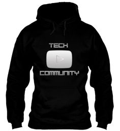 YT Tech Community Sweatshirt/T-Shirt! | Teespring