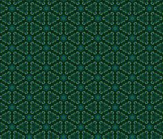 peacock_paradise fabric by southernfabricdiva on Spoonflower - custom fabric