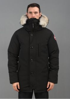 6a84d1dc1fe Chateau Parka Jacket Black - Outerwear from Triads UK Parka Jackets, Canada  Goose Jackets,