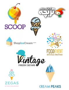 Ice cream company logos - Google Search