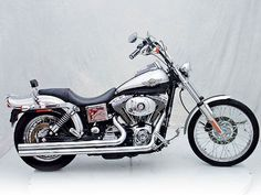 all harley wide glides | Harley Davidson Dyna Wide Glide Photo 4